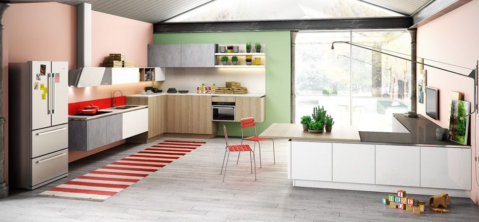 Cucine Berloni Avezzano - Savina mobili - Negozio ...