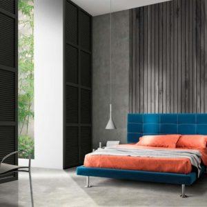 Letto Bellini design minimal